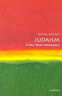 A VERY SHORT INTRODUCTION TO JUDAISM